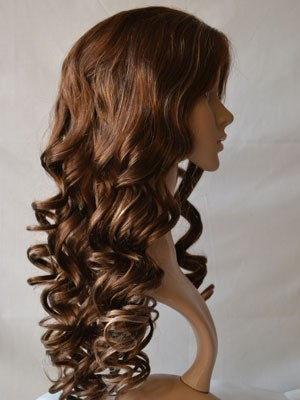 Synthetic New Style Lace Front Wavy Wig - Image 3