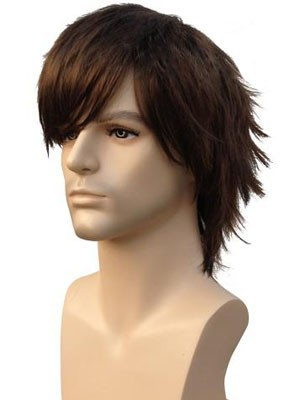Human Hair Straight Attractive Capless Wig - Image 3