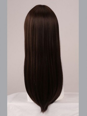 Straight Romantic Lace Front Suitable Wig - Image 4