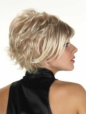Capless Lightweight Pleasant Synthetic Wig - Image 3