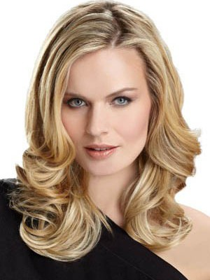 Long Length Wavy Fabulous Synthetic Wig - Image 1