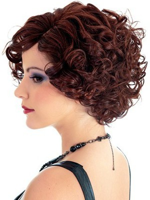 Christina New Style Side Swept Synthetic Wig - Image 3