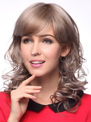 Classic Wavy Synthetic Capless Wig - Image 2