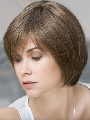 Lace Front Charming Remy Human Hair Wig - Image 1