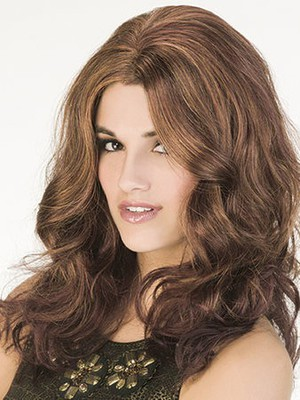 Hairstyle Capless Fashionable Human Hair Wig - Image 1