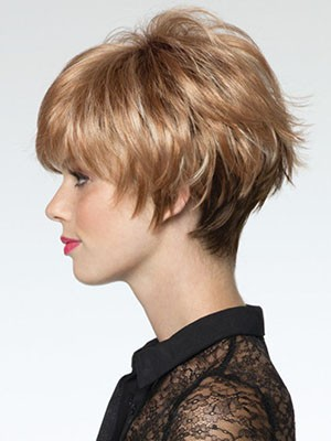 Satisfied Short Capless Synthetic Wig - Image 2