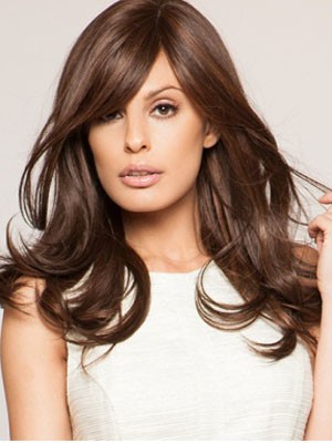 Wavy Long Synthetic Capless Wig - Image 2