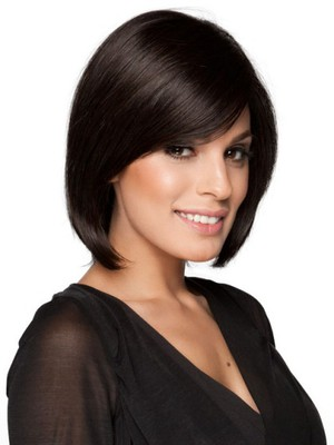 Attractive Sweet Straight Lace Front Flexibility Wig - Image 3