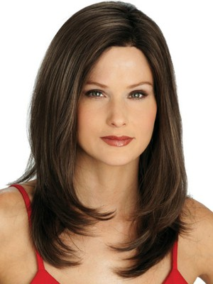 Lace Front Amazing Wavy New Style Ideal Wig - Image 1