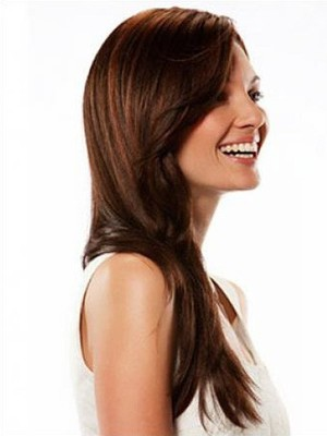 Straight Human Hair Lace Wig For Woman - Image 2