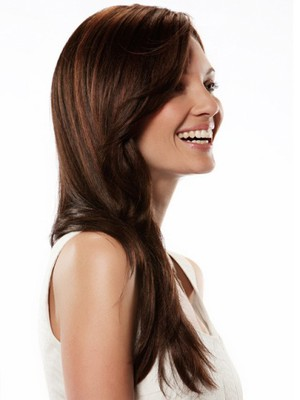 Straight Capless Popular Prodigious Remy Human Hair Wig - Image 2