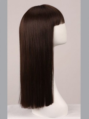 Fashion Elegante Capless Straight Wig - Image 3