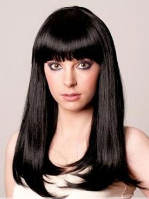 Synthetic Looking Good Straight Capless Wig - Image 1