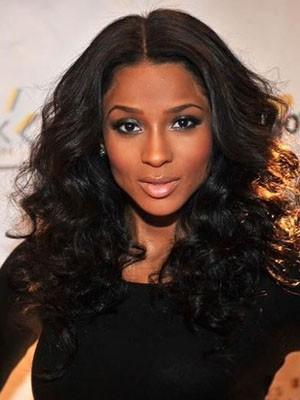 Wavy Classic Synthetic Lace Front Wig - Image 1