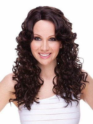 Marvelous Wavy Long Lace Front Wig - Image 1