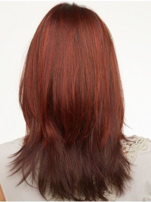 Impressive Lace Front Synthetic Straight Wig - Image 3