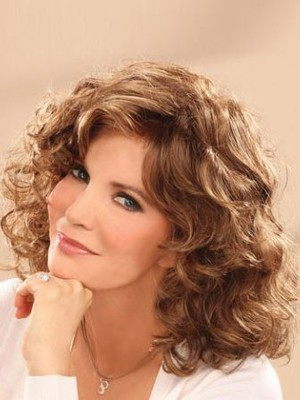 Waves Comfortable Lace Front Wig For Woman - Image 1