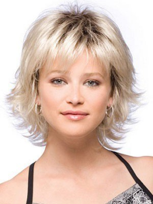 Polished Marvelous Synthetic Wig - Image 1
