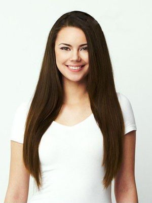 Human Hair Looking Good Lace Front Wig - Image 1
