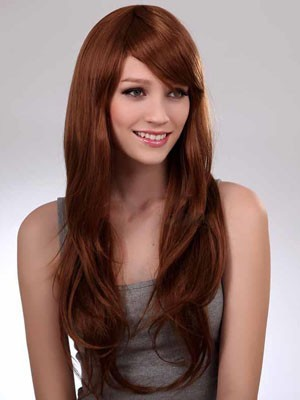Straight Pretty Capless Long Synthetic Wig - Image 2