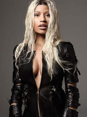 New Fashional Nicki Minaj Full Lace Celebrity Wig - Image 2