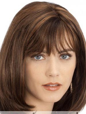 Remy Human Hair Gorgeous Capless Wig - Image 1