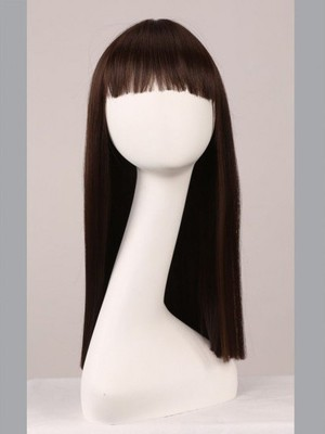 Fashion Elegante Capless Straight Wig - Image 2
