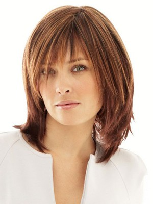 Straight Top quality Popular Remy Human Hair Wig - Image 1