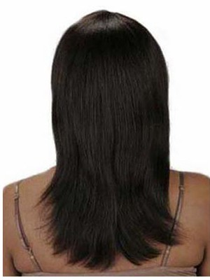 Charming Straight African American Wig - Image 2