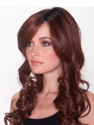 Marvelous Wavy Synthetic Capless Wig - Image 2