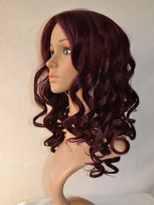 Synthetic Wavy Pretty Lace Front Wig - Image 2