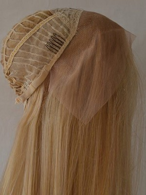 Curly Gorgeous Lace African American Wig - Image 2