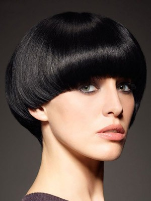 Cute Length Synthetic Short Capless Wig - Image 1