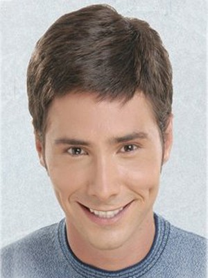 Colin Full Lace Handsome Mens Wig - Image 1