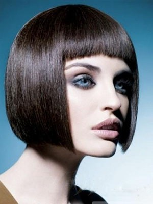 Graceful Straight Synthetic Capless Wig - Image 1