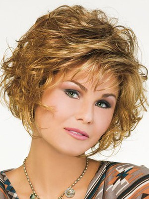 Short Synthetic Capless Nature Wig - Image 2