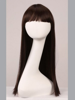 Straight Romantic Lace Front Suitable Wig - Image 2