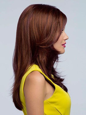 Lace Front Soft Marvelous Remy Human Hair Wig - Image 2