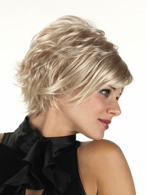 Capless Lightweight Pleasant Synthetic Wig - Image 2