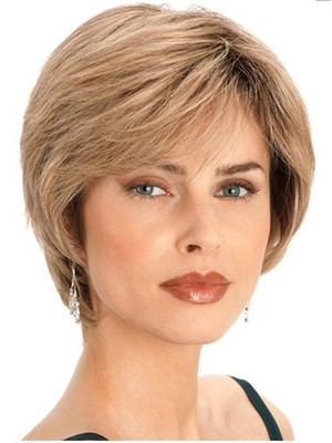 Capless New Style Human Hair Wig - Image 1