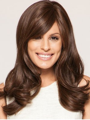 Wavy Long Synthetic Capless Wig - Image 3