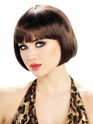 Popular Bob Style Complement Capless Wig - Image 1