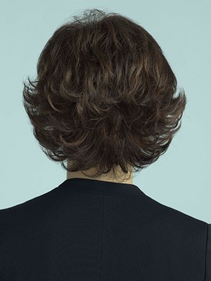 Most Popular Wavy Capless Short Length Synthetic Wig - Image 3