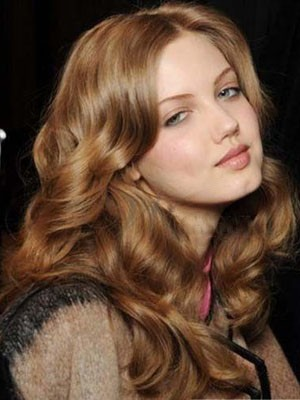 Wavy Beautiful Human Hair Lace Front Wig - Image 1