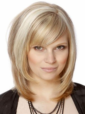Straight Silky Capless Attractive Remy Human Hair Wig - Image 1