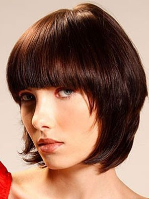 Graceful Synthetic Capless Straight Wig - Image 1