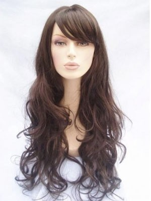 Wavy Gorgeous Synthetic Capless Wig - Image 2