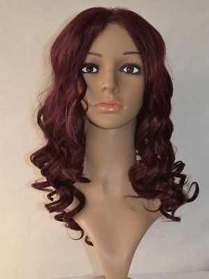 Synthetic Wavy Pretty Lace Front Wig - Image 1