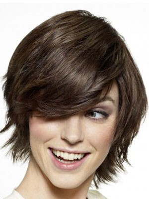 Synthetic Prodigious Straight Capless Wig - Image 1