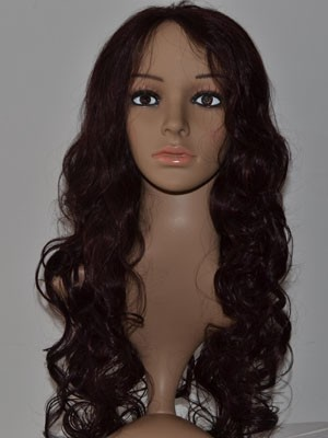 Synthetic Impressive Wavy Lace Front Wig - Image 1